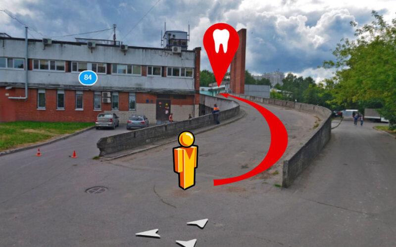 Стоматология Bella как добраться, где находится, как найти | Санкт-Петербург, Гражданский пр. 84